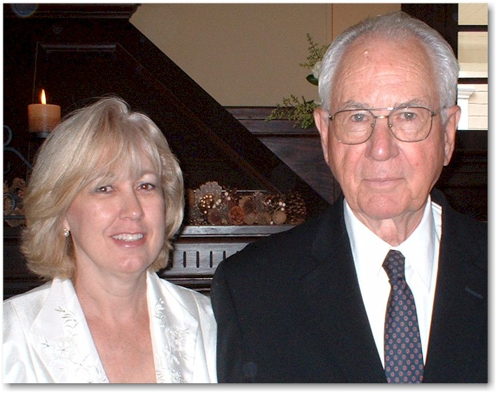 Chaplain Jim & Peggy Robinson